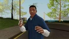 Franklin GTA V Original for GTA San Andreas