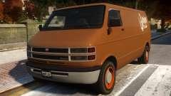 Bravado Youga Commercial Van for GTA 4