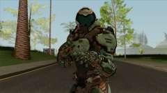 Doom Guy Marine From Doom 2016 for GTA San Andreas