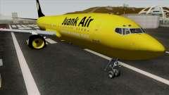 Boeing 737-800 Juank Air for GTA San Andreas