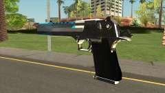 Chrome Eagle Blue for GTA San Andreas