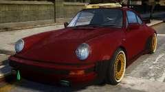 Porsche 911 1980 Winter Release for GTA 4