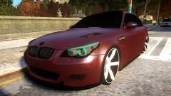 BMW E60 Realistic Vossen Wheel for GTA 4