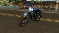 TM MX 450 F for GTA San Andreas