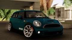 Mini Clubman for GTA San Andreas