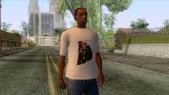 Star Wars - Captain Phasma T-Shirt for GTA San Andreas