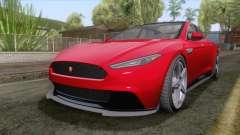 GTA 5 - Coil Raiden IVF for GTA San Andreas
