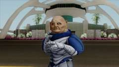 Doctor Who The Adventure Games Sontaran for GTA San Andreas