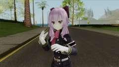 Shinoa Hiragi (Owari No Seraph) for GTA San Andreas