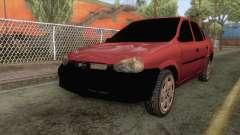 Opel Corsa Classic Tunavel for GTA San Andreas