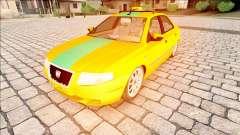 IKCO Samand Taxi for GTA San Andreas