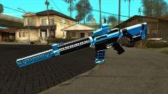 M4 Fulmicotone for GTA San Andreas