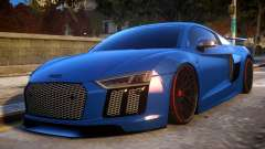 Audi R8 2017