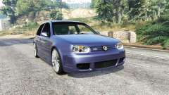 Volkswagen Golf R32 (Typ 1J) v1.1 [replace] for GTA 5