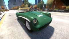 1960 FSO Syrena Sport for GTA 4