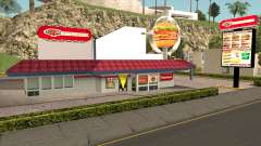 New Burgershot for GTA San Andreas