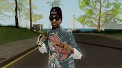 New gangster Ballas3 for GTA San Andreas