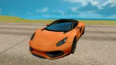 Arrinera Hussarya for GTA San Andreas