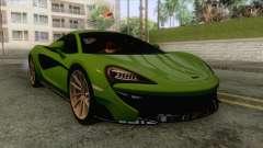 McLaren 570S for GTA San Andreas