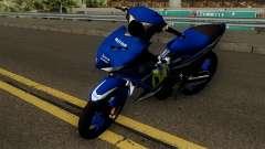 MX King 150 Movistar for GTA San Andreas