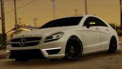 Mercedes-Benz CLS 63 for GTA San Andreas