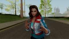 Marvel Future Fight - America Chavez for GTA San Andreas
