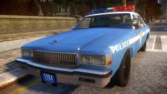 1985 Chevrolet Caprice NYPD Police for GTA 4