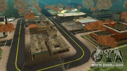 Modern Dillimore for GTA San Andreas