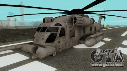 CH-53 Blackout from Transformers for GTA San Andreas