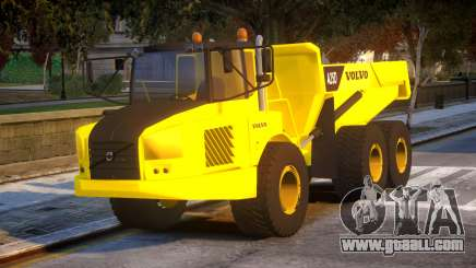 Volvo A25D Articulated Dumper v3.0 for GTA 4