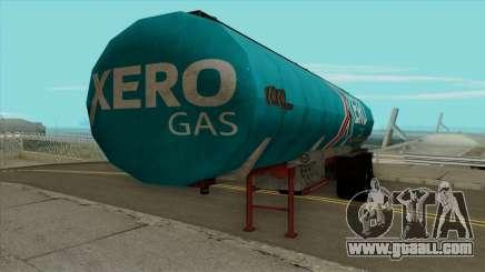 GTA IV Tanker Trailers for GTA San Andreas