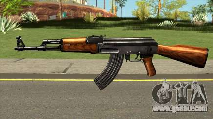 CSO AK-47 for GTA San Andreas