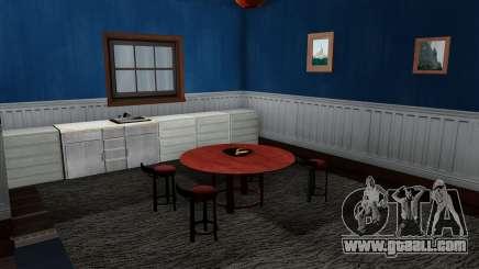 HD interior homes Santa Maria Beach for GTA San Andreas