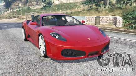 Ferrari F430 2004 v1.1 [replace] for GTA 5