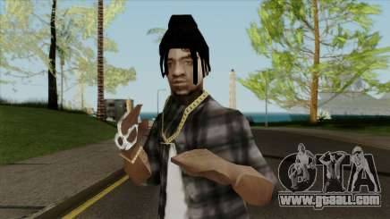 New private fam2 for GTA San Andreas
