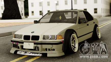BMW 3-er E36 for GTA San Andreas
