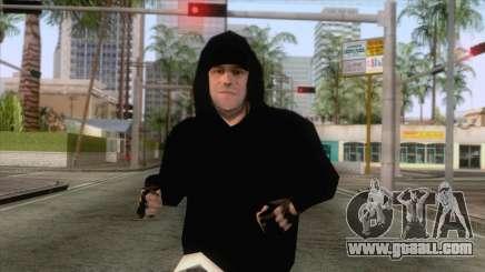 Gangstar Wmydrug Skin for GTA San Andreas