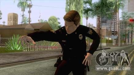 New Policeman for GTA San Andreas