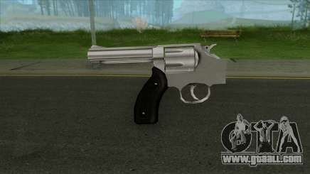 Curve A Revolver for GTA San Andreas