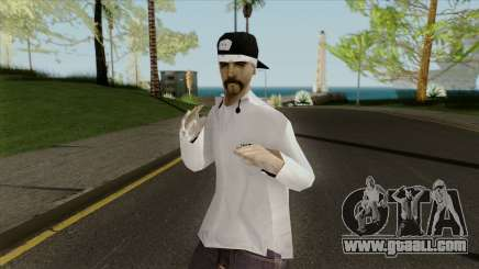 New white vla2 for GTA San Andreas
