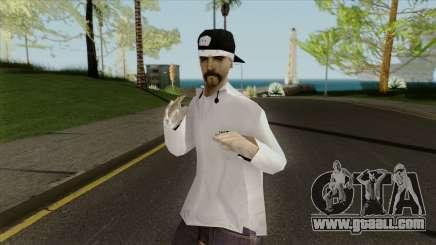 New white vla2 for GTA San Andreas