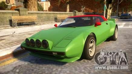 Lampadati Tropos Rallye V1.1 for GTA 4