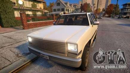 Demasse Rancher 2Door SUV for GTA 4