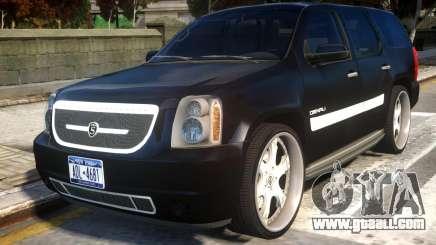 GMC Yukon Denali 2008 v1.0 for GTA 4