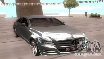 Mersedes-Benz CLS 63 for GTA San Andreas