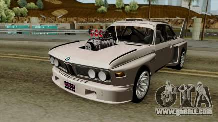 BMW CSL 3.0 1975 for GTA San Andreas
