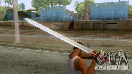 Traditional Chinese Sword v2 for GTA San Andreas