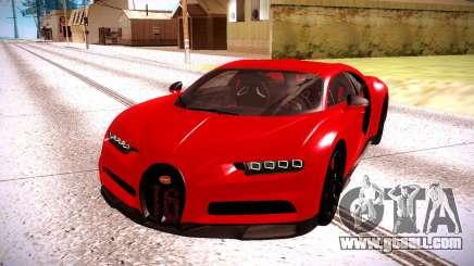 Bugatti Chiron Sport for GTA San Andreas