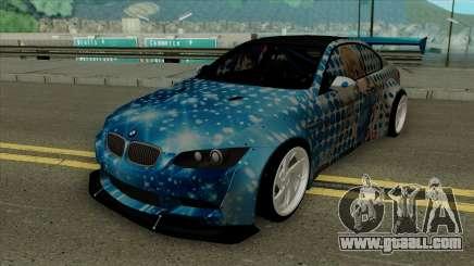 BMW M3 GTS (E92) Liberty Walk 2010 for GTA San Andreas