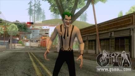 Injustice 2 - Last Laugh Joker Skin 1 for GTA San Andreas
